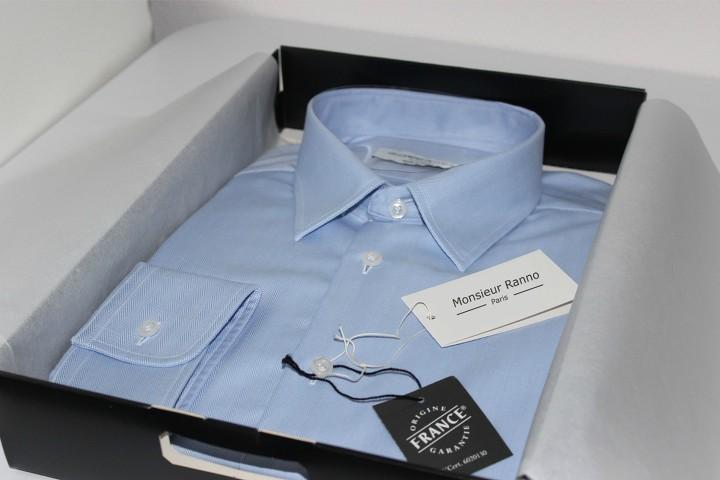 Coffret cadeau chemise sur mesure pour homme planete cadeau - Cadeaux originaux pour homme ...