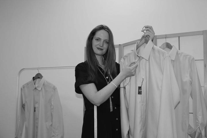 Clotilde Ranno vous reçoit dans son showroom