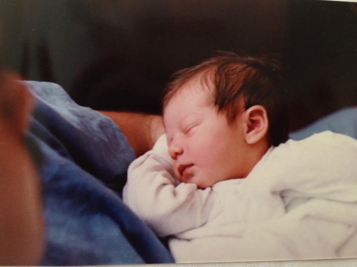 Diana newborn