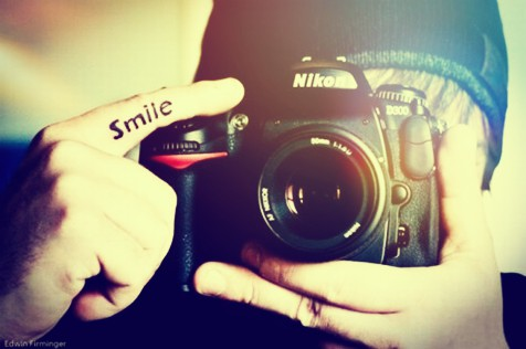 say cheese...