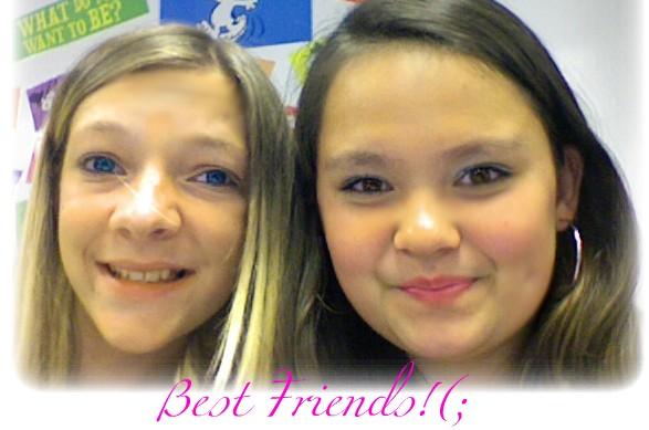 Best Friends!(;