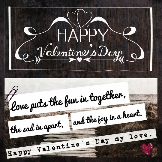 Love Is In The Air Happy Valentines Day Love Writeon By