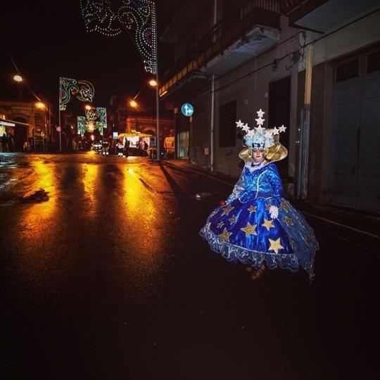 Carnevale Di Misterbianco #misterbianco #carnevale #carnival #costume #ig_captures #ig_captures_peop